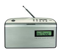 Grundig Music 7000 DAB+ Black/Pearl radio, radiopulksteņi