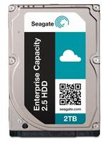 Seagate Enterprise Capacity HDD, 2.5'', 2TB, SAS, 7200RPM, 128MB cache cietais disks