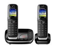 Panasonic KX-TG6811GA Schnurlostelefon mocca braun telefons