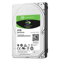 Seagate BarraCuda 2.5'' 5TB SATA3 5400RPM 128MB cietais disks