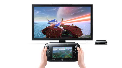 Star Fox Zero (Wii U) spēle