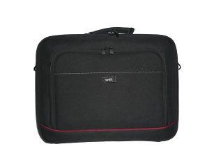 Natec Laptop Bag ORYX Black 17,3'' portatīvo datoru soma, apvalks