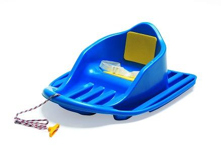 STIGA Cruiser mazuļu ragavas, zilas ST6250
