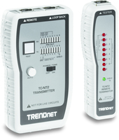 TrendNET TC-NT2 Network Cable Tester datortīklu aksesuārs