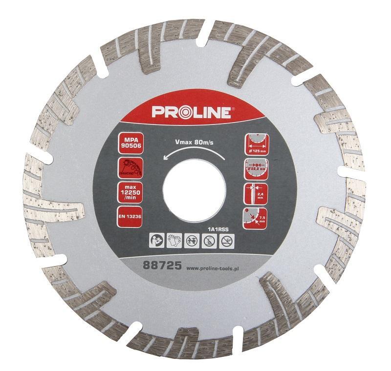 Proline Dimanta disks PTT 230x22mm turbo T