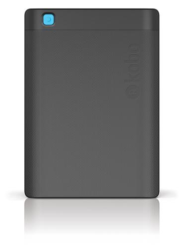 Tab Kobo Aura 2nd Edi. eBook black Elektroniskais grāmatu lasītājs