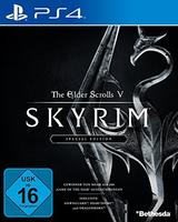 The Elder Scrolls V: Skyrim Second Edition PS4 Spiel
