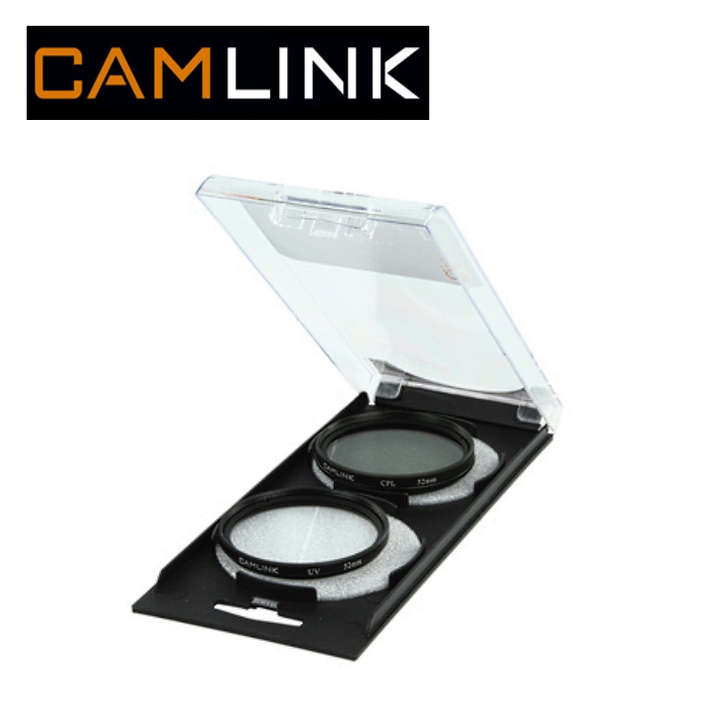 Camlink CML-CL-52UV-CPL CIirkul rais polariz cijas un UV fil UV Filtrs