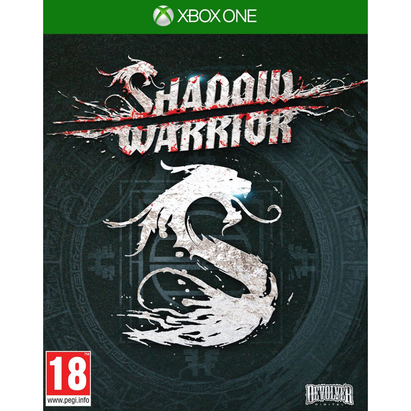 Microsoft XOne Shadow Warrior