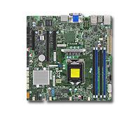 Supermicro Motherboard X11SSZ-F Single socket H4 (LGA 1151)