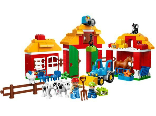 LEGO Big Farm V29 10525 LEGO konstruktors