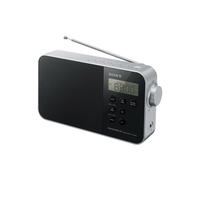 Sony ICF-M 780 SL, black radio, radiopulksteņi