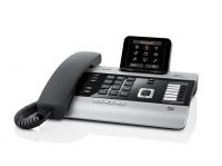Gigaset DX800A schnurgebundenes ISDN VoIP IP Telefon with AB telefons