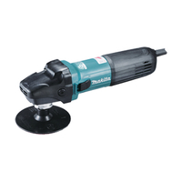Makita SA5040C Schwingschleifer 1400W black, Blau Bandschleifmaschine (SA50... Elektriskais zāģis
