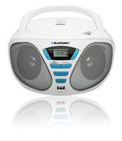 blaupunkt Boombox BB5WH, FM PLL CD/MP3/USB/AUX radio, radiopulksteņi