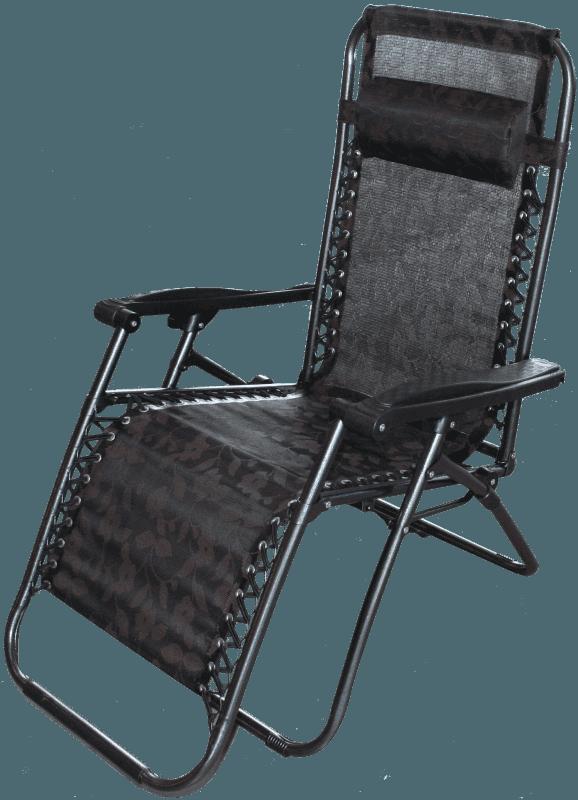 BESK Krēsls atpūtas 177x61x110cm Dārza mēbeles