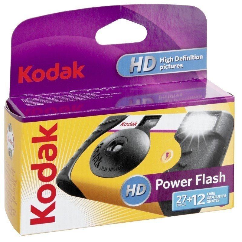 Kodak Power Flash 27+12 foto, video aksesuāri