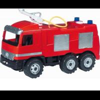 Lena Auto LENA Maxi ugunsdzēsēju mašīna ar ūdens pumpi, 64cm (kastē) Rotaļu auto un modeļi