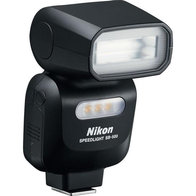 Nikon Speedlight SB-500 zibspuldze