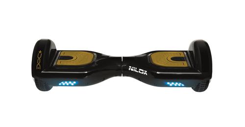 NILOX DOC Hoverboard Plus 6.5 gold Elektriskie skuteri un līdzsvara dēļi