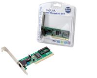 LOGILINK - Card network Fast Ethernet PCI karte