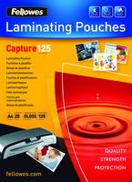 Laminierfolie Fellowes ImageLast A4 125 Mikron - 25er Pack laminators