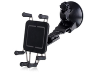 LUXA2 for car H5 iPhone  4/4S/5 alu black Selfie Stick