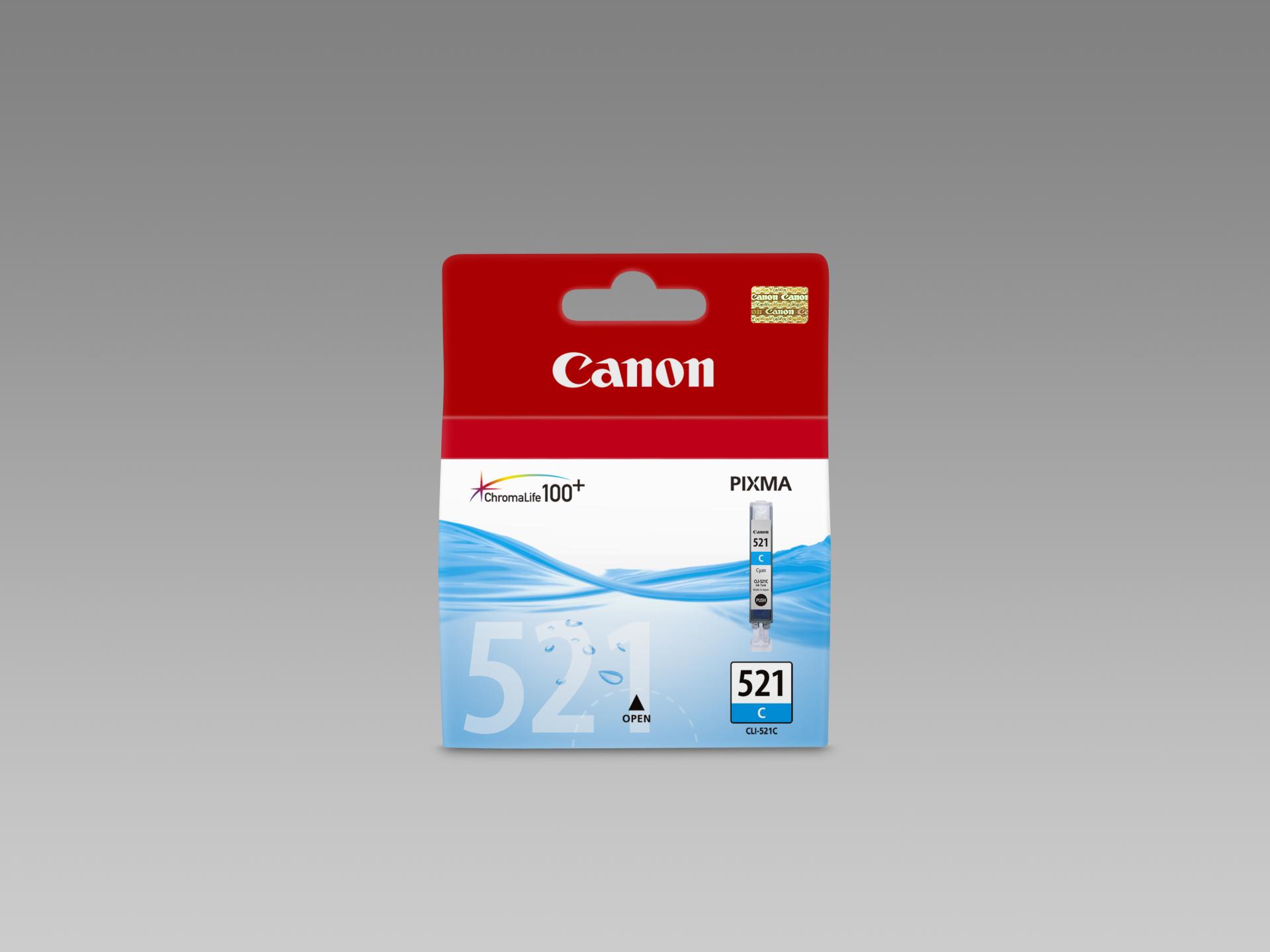 Canon CLI-521C CYAN kārtridžs