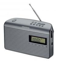 Radio Grundig Music 61 black (GRN1410) radio, radiopulksteņi