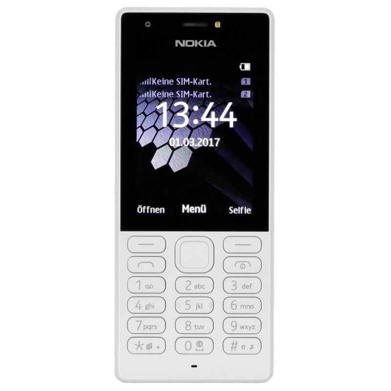 Nokia 216 Dual Sim Grey Mobilais Telefons