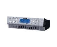 Grundig Sonoclock 890 aluminium radio, radiopulksteņi