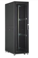 Digitus DN-19 SRV-42U-B-1 Freestanding rack black Rack (DN-19 SRV-42U-B-1)