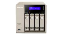 TVS-463-4G 4x0HDD 4GB 2 ,4GHz 2LAN 5xUSB3.0