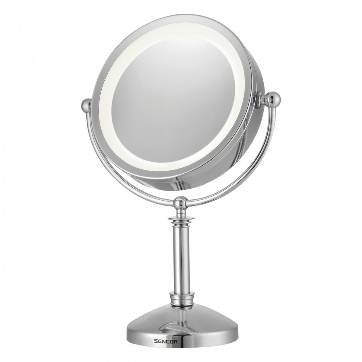 Sencor Double-sided Make-up Mirror Power 5 W Spogulis