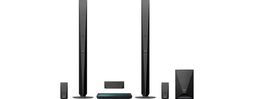 Sony BDV-EF420 Full HD 3D Blu-ray Disc Player mājas kinozāle