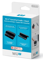 Nintendo Wii U Gamepad Ladestation + Stander spēļu aksesuārs