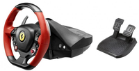 Thrustmaster Ferrari 458 Spider Racing Wheel and Pedale for Xbox One spēļu konsoles gampad