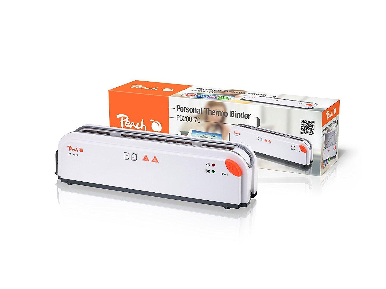 Peach Thermobinder A4 laminators