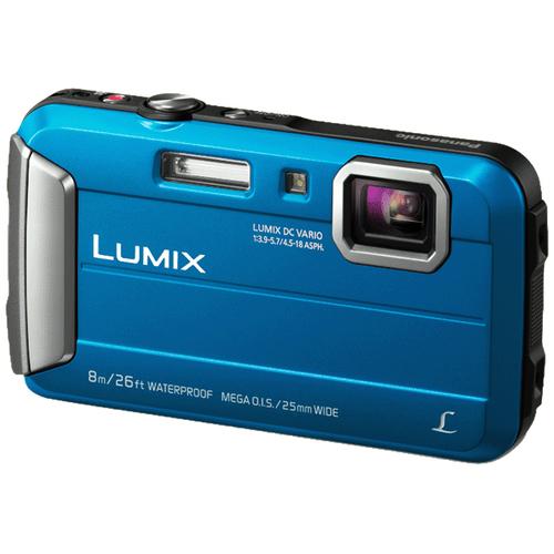 Panasonic Lumix DMC-FT30 blue Digitālā kamera