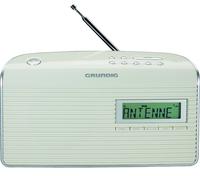 Grundig Music 7000 DAB+ White/Silver radio, radiopulksteņi