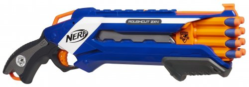 Hasbro Nerf Rough Cut Elite WB3 (A1691) Rotaļu ieroči