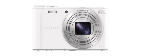 SONY DSC-WX350 white Digitālā kamera