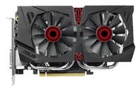 ASUS GeForce GTX 960 OC, 2GB GDDR5 (128 Bit), HDMI, DVI, 3xDP video karte