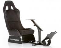 Playseat Evolution Racing Chair, Alcantara - black datorkrēsls, spēļukrēsls