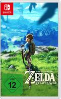 Nintendo Switch Legend of Zelda Breath of the Wild spēle