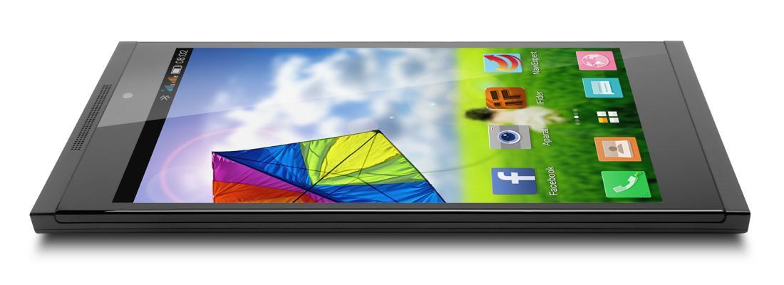 MyPhone LUNA Dual Sim black Mobilais Telefons