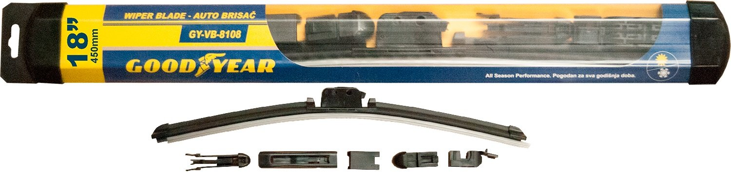 Goodyear GY-VB-8108 Wiper, 500mm auto kopšanai