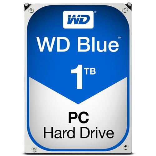 WD Desktop Blue 1TB SATA 6Gb/s 64MB cietais disks