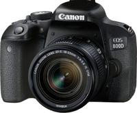 Canon EOS 800D + EF-S 18-55 IS STM Spoguļkamera SLR