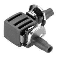 Gardena 8381-20 L-Stuck 3/16 collas (4,6 mm) 10er Pack Micro Drip System Zāles pļāvējs - Trimmeris
